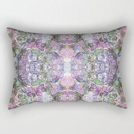 Lavender Melodies Rectangular Pillow