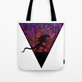 Aliens Tote Bag