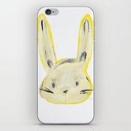 Rabbit iPhone Skin