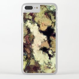 Overhang Clear iPhone Case