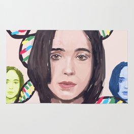 Ellen Page Rug