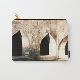 Door One Two or Three Carry-All Pouch