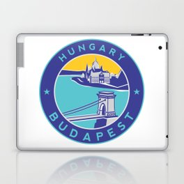 Budapest Laptop & iPad Skin