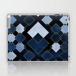 Blue Nebula Laptop & iPad Skin