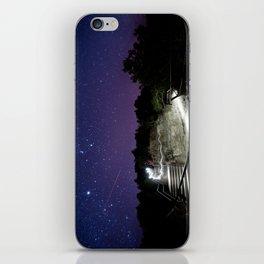 Night Explorer iPhone Skin