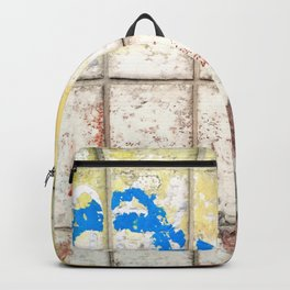 Trashed Subway Backpack