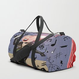It ain't over until the fat lady sings Duffle Bag