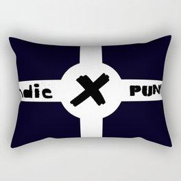 Indy Punk  Rectangular Pillow