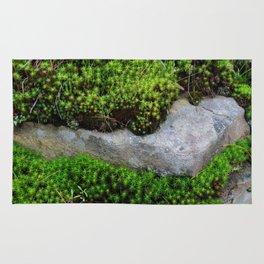 Vibrant Moss Rug