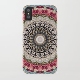 Mandala Hahusheze  iPhone Case