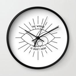 V.F.D. II Wall Clock