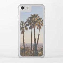 L.A. Clear iPhone Case