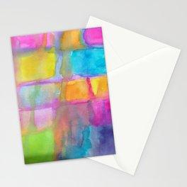 Melting Walls Stationery Cards