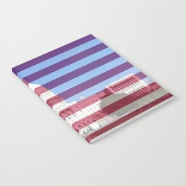 United States Capitol Building Notebook