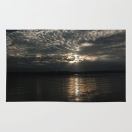 Silvery Sunset Rug