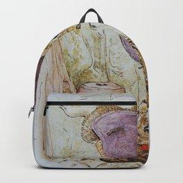 Bunny vs Kitty Backpack
