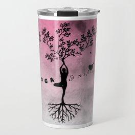 Yoga Inspiration Travel Mug
