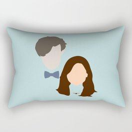 The Bells of St. John are Ringing... Rectangular Pillow