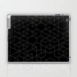 cubic vee Laptop & iPad Skin