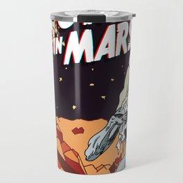 WOMAN IN MARS Travel Mug