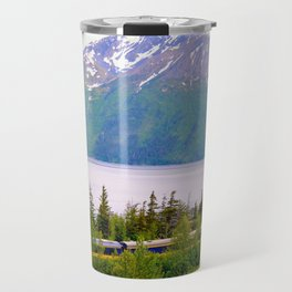 Alaska Passenger Train - Bird Point Travel Mug