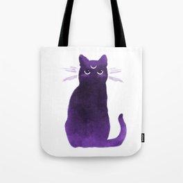 Watercolor Luna , Sailor Moon Tote Bag