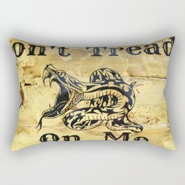 Don't Tread On Me Rectangular Pillow