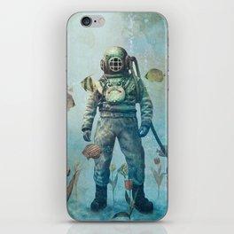 Deep Sea Garden  iPhone Skin