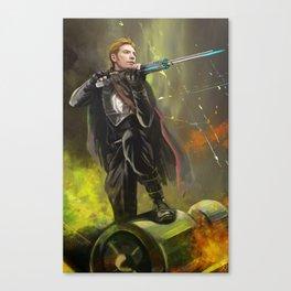 Sniper Hux Canvas Print