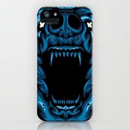 Bear Slayer iPhone Case