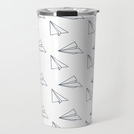 Papar airplane Travel Mug
