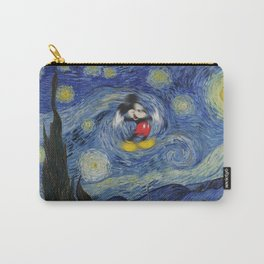 Mousy Night Carry-All Pouch