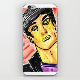 sylvester stallone iPhone Skin
