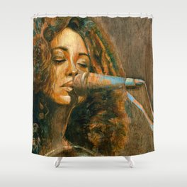 Corinne Shower Curtain