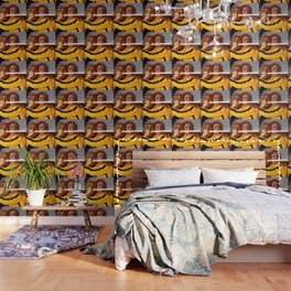 Botticelli's Venus & Beatrix Kiddo in Kill Bill Wallpaper