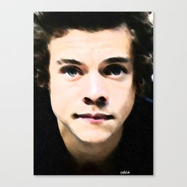 Harry Canvas Print