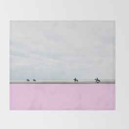 Equus Throw Blanket