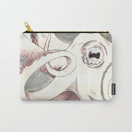 Octopus n Gears Carry-All Pouch