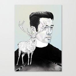 Road Kill Canvas Print