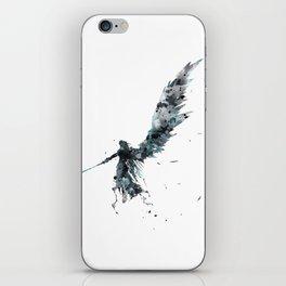 Final Fantasy Watercolor iPhone Skin