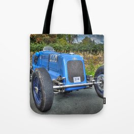 Frazer Nash racing Car Tote Bag
