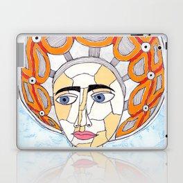 14th Century Italian Escoffion Laptop & iPad Skin