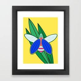 Bug Framed Art Print