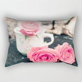 Three's Company Rectangular Pillow