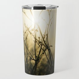 Sunrise Branches Travel Mug
