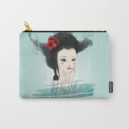 Lady Hjort Carry-All Pouch