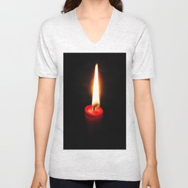 The Unforgettable Fire Unisex V-Neck