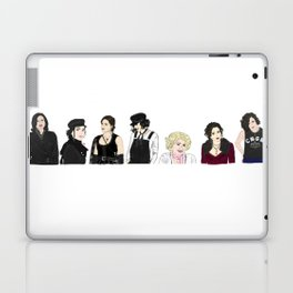 Lana Parrilla/ Regina Mills / The Queen / Roni Laptop & iPad Skin