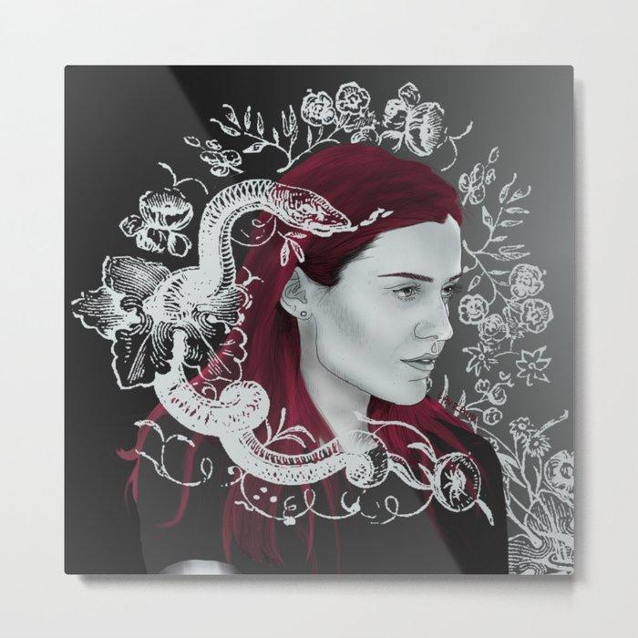 j-o-s-s Metal Print