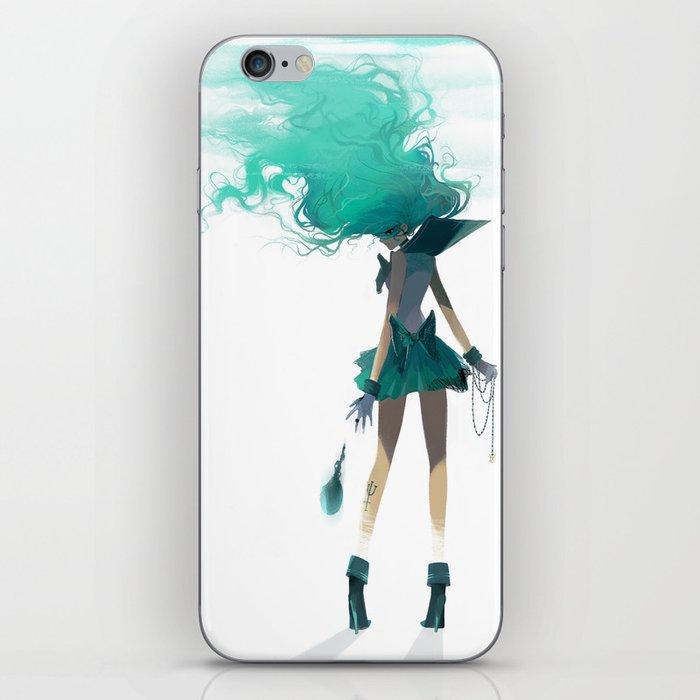 Michiru iPhone Skin